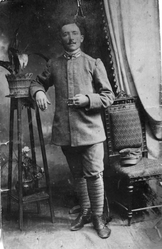 Aldo Bruni Soldato