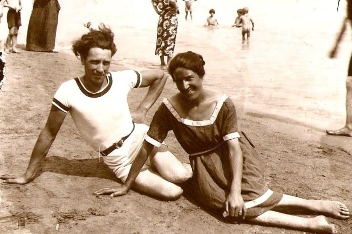 GIOVANNINI Alfredo e la moglie Genoveffa